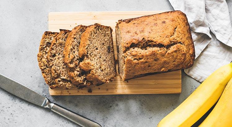 Recipe, Banana bread